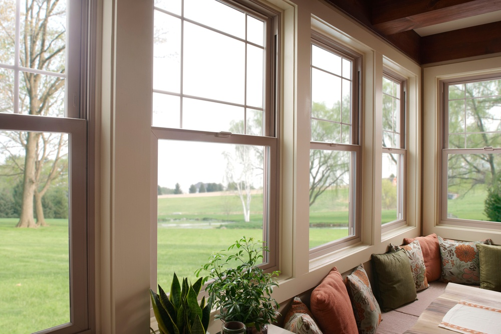 double hung window replacements bradley IL